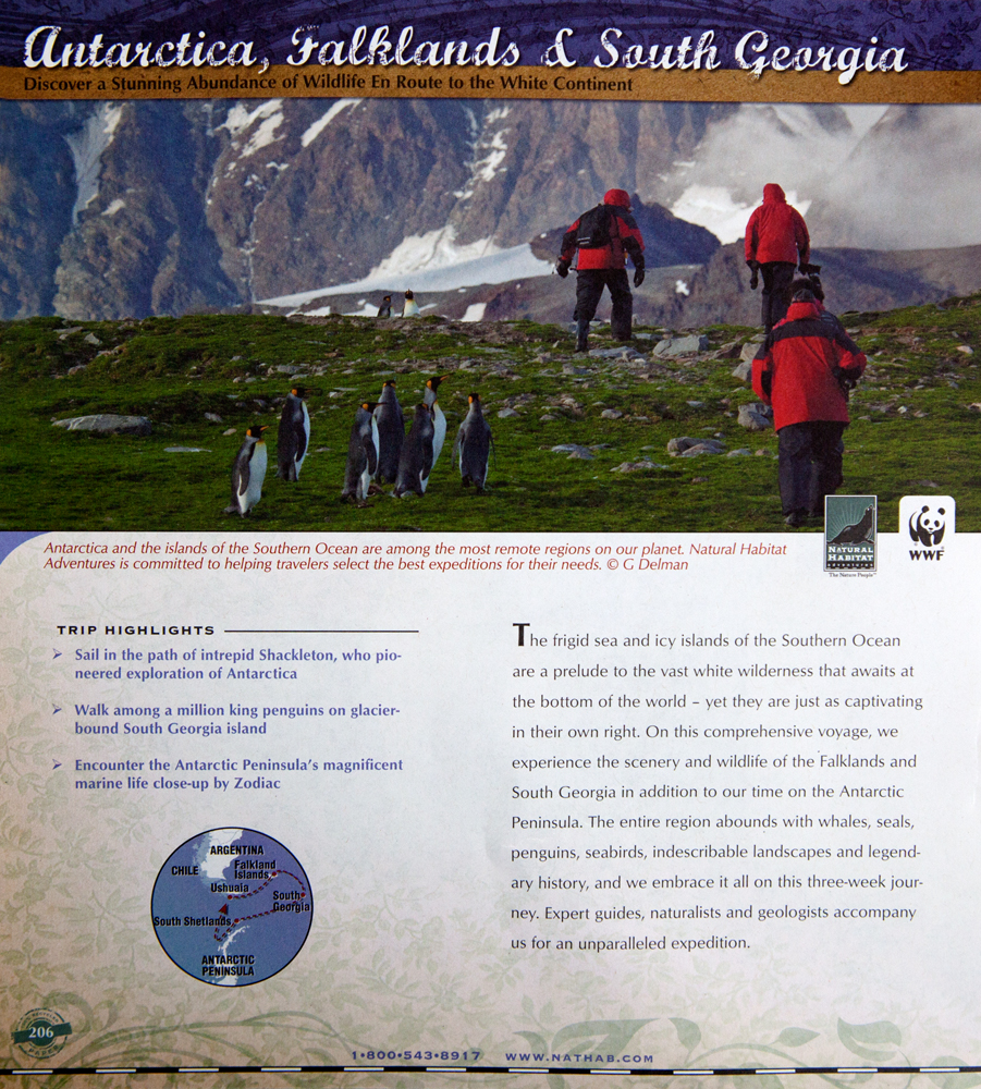 c50-Natural Habitat Adventures 2011-2012 catalog 1